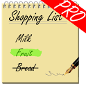 Shopping List+ icon
