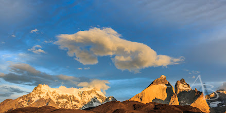 Photo: Blue over Paine