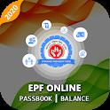 Check your EPF Balance, EPF Passbook & PF claim icon