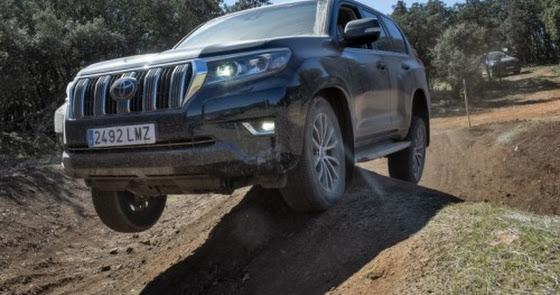Toyota Almería ya dispone del nuevo Land Cruiser 2021