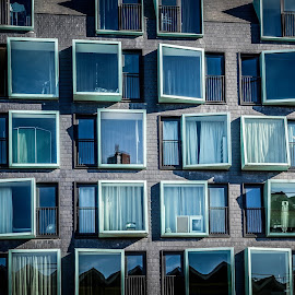windows by Kees van Es - Buildings & Architecture Other Exteriors