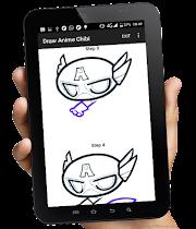 How To Draw Anime Easy - screenshot thumbnail 06