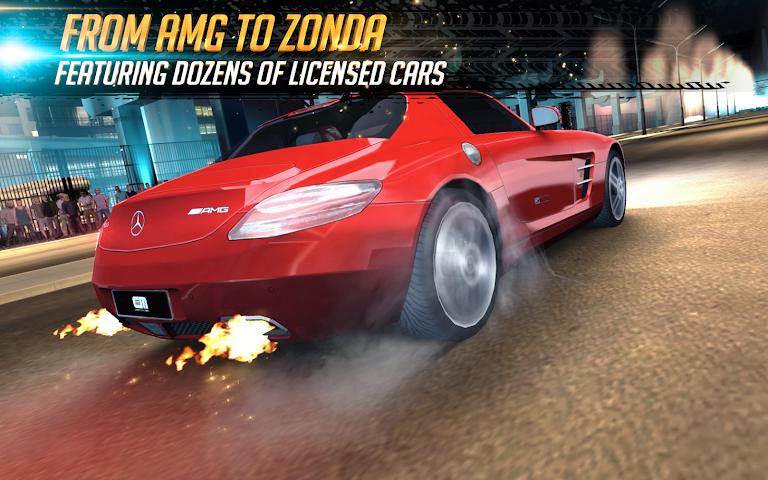 android Nitro Nation Racing Screenshot 20