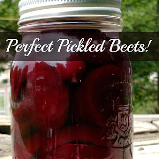 Pickled Beets.
