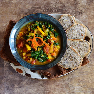 Mixed Lentil Soup