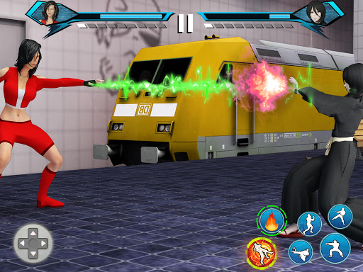 Karate king Fighting 2020: Super Kung Fu Fight android2mod screenshots 6