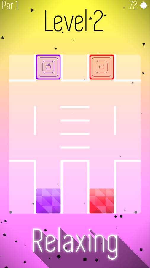 Color Glide: Relaxing Brain Puzzle Game- screenshot