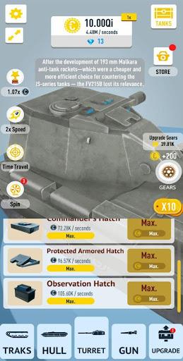 Idle Tanks 3D apkdebit screenshots 13
