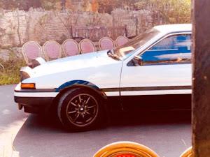 スプリンタートレノ AE86 GT-APEXのカスタム事例画像 イチDさんの2021年01月29日21:34の投稿