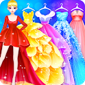 Princess Dress up Games - Princess Fashion Salon icon
