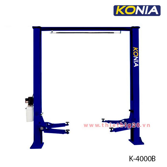 Tư vấn lựa chọn cầu nâng 2 trụ Konia chất lượng