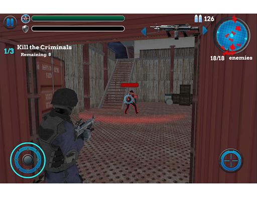 玩免費動作APP 下載特警队:反恐 app不用錢 硬是要APP