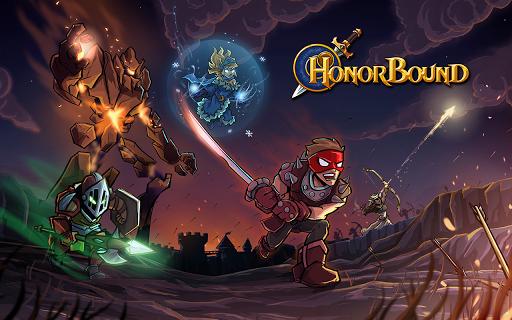 HonorBound (RPG)  captures d'u00e9cran 1