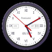 Roman Clock Live Wallpaper