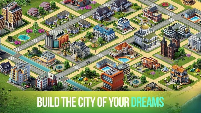 City Island 3 - Building Sim: Little to a Big Town Screenshot 1