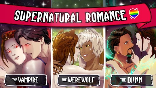 Lovestruck Choose Your Romance MOD (Unlimited Hearts) 3