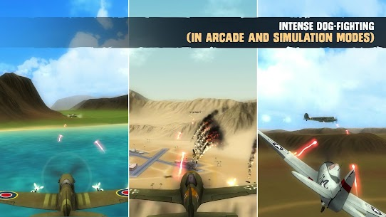 War Dogs : Air Combat Flight Simulator WW II App Download For Android 1