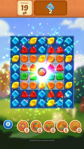 Matching Magic: Oz - Match 3 Jewel Puzzle Games screenshot 8