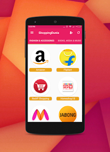 Online Shopping India All In 1 - náhled
