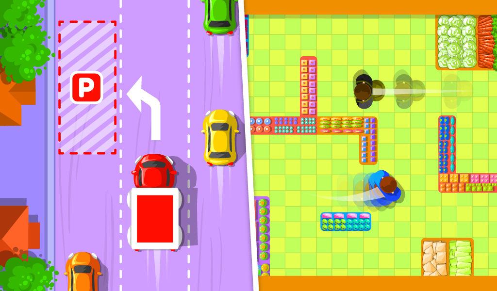 Supermarket game for kids android apps on google play