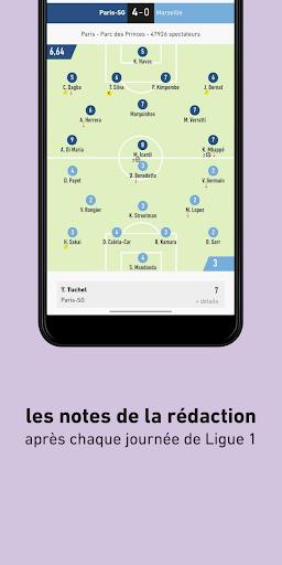 L'Équipe screenshot 2