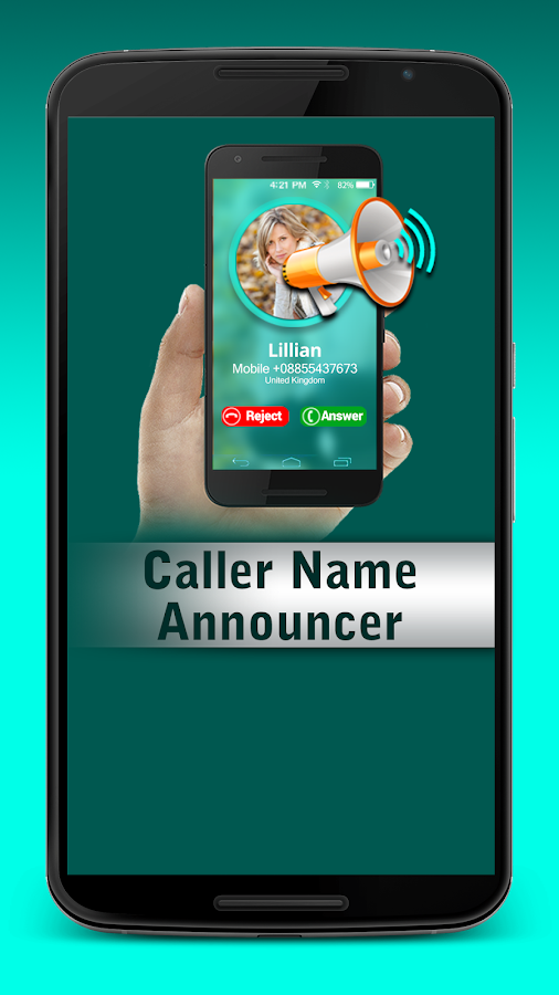 Caller Name Announcer- screenshot