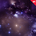 Nebulae Wallpaper HD icon