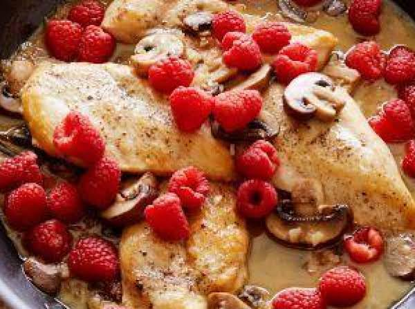 Southern Raspberry Chicken Recipe