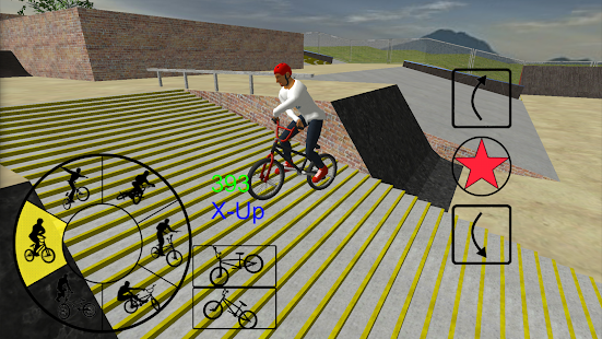 BMX Freestyle Extreme 3D- screenshot thumbnail