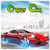 Racing In Crazy Car Simulation 3D Game