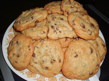 OMG Best Chocolate chip cookies EVER.