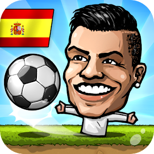 Puppet Football League Espanha Icon do Jogo