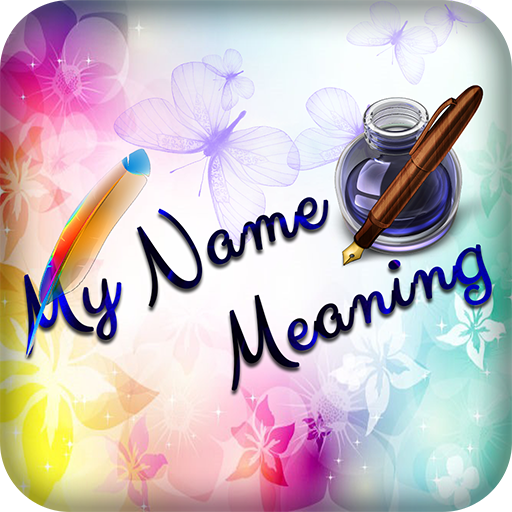 My Name Meaning ? : Name Art