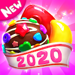 Crazy Candy Bomb - Sweet match 3 game 4.4.9