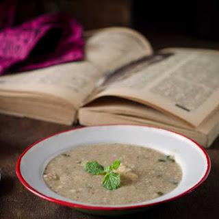 Chicken & Oats Porridge / Gruel.