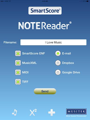 Download SmartScore NoteReader APK Full | ApksFULL com