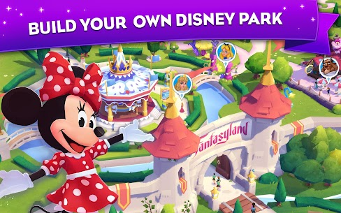 Disney Wonderful Worlds MOD APK [Unlimited Stars + Gems] 10