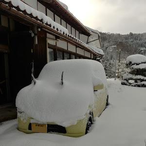 ミラココア L685S H24年式 X4WDのカスタム事例画像 ココきちさんの2020年12月31日14:35の投稿