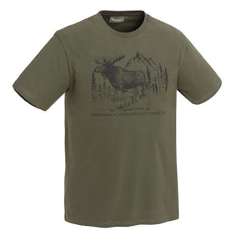 Pinewood Moose T-shirt