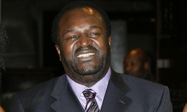 James Makamba. File Picture: ANTONIO MUCHAVE/SOWETAN