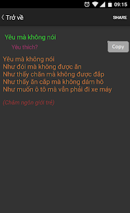Vietnamese proverbs- screenshot thumbnail