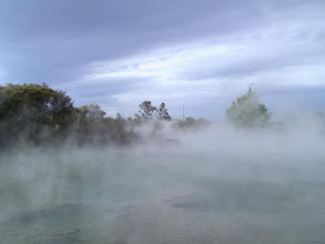 Photo: misty and mysterious