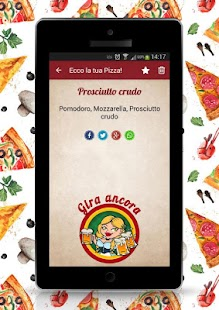 Gira la Pizza – Miniaturansicht des Screenshots