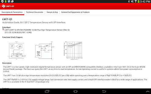Texas Instruments- screenshot thumbnail