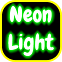 Neon Light Board For Scrolling Text icon