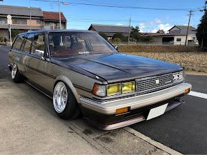 マークIIワゴン  のタイヤのカスタム事例画像 001takayoshiさんの2019年01月02日18:41の投稿