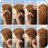 Hairstyle Tutorials for Girls layered hairstyles