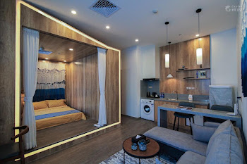Nanyuan Street Serviced Apartments