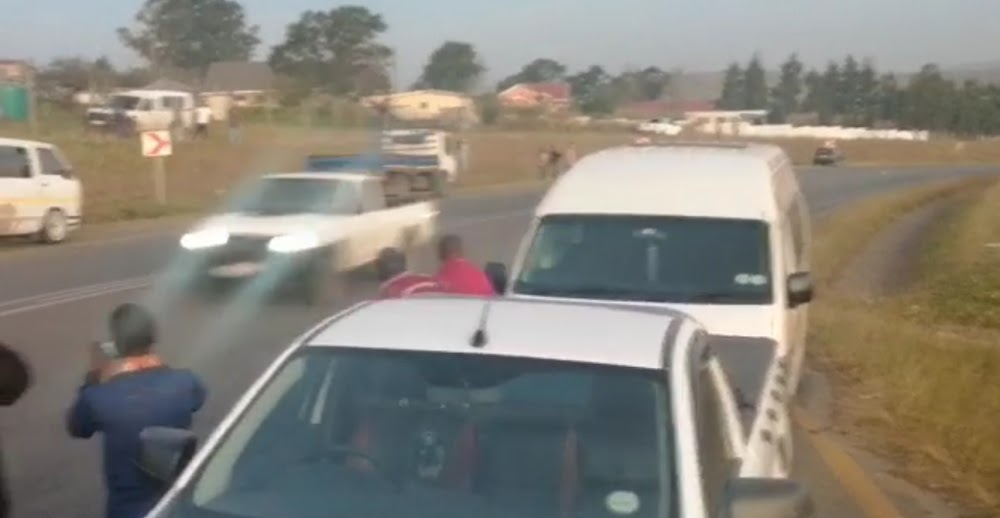 WATCH | High-speed �race� along N2 caught on video - HeraldLIVE
