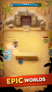 Mage Hero MOD (Unlimited Gems/Coins/Purchase) 3